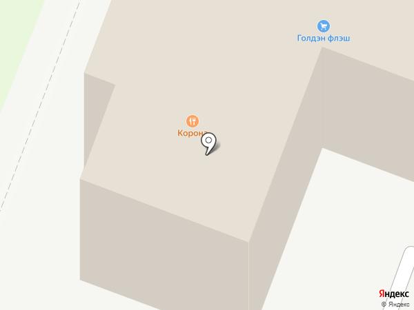 Автомойка на Мира на карте Йошкар-Олы