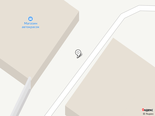 Автотехника на карте Йошкар-Олы