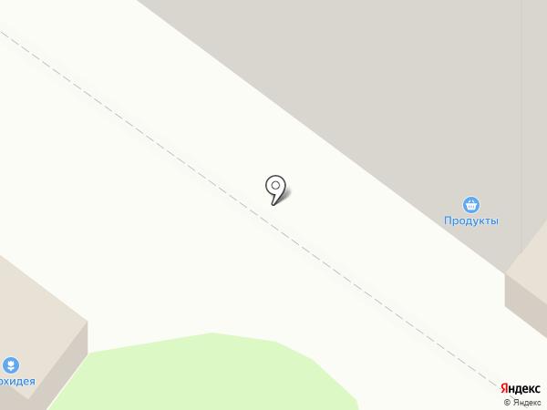 Продуктовый магазин на карте Йошкар-Олы