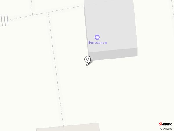 Фотосалон на Таганской на карте Астрахани