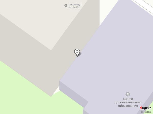 Центр дополнительного образования для детей г. Йошкар-Олы на карте Йошкар-Олы