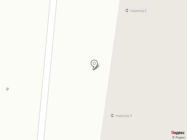 Водный дух на карте Йошкар-Олы
