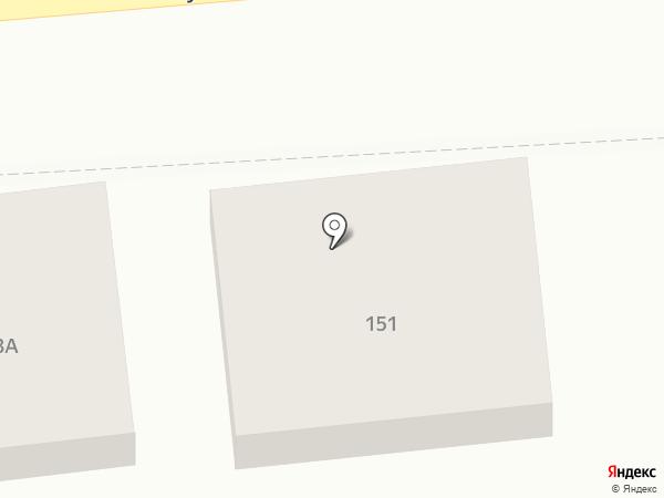 ASTVideo на карте Старокучергановки