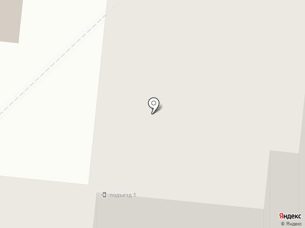 Звездочка на карте Йошкар-Олы