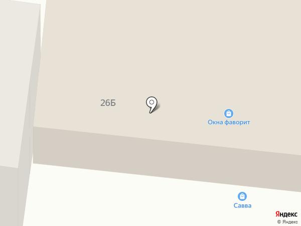 Умка на карте Йошкар-Олы