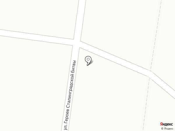 Людмила на карте Йошкар-Олы