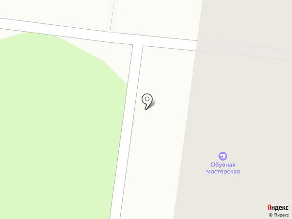 Маникюрный кабинет на карте Йошкар-Олы