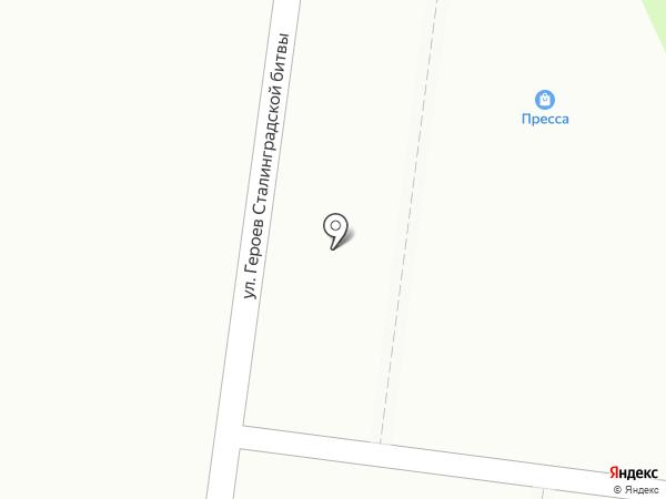Булко на карте Йошкар-Олы