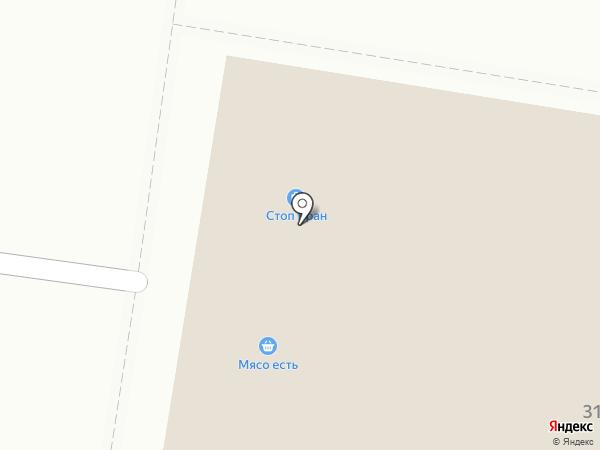 Рыбный магазин на карте Йошкар-Олы