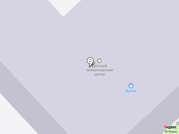 Детский эколого-биологический центр Республики Марий Эл, ГБОУ на карте Йошкар-Олы