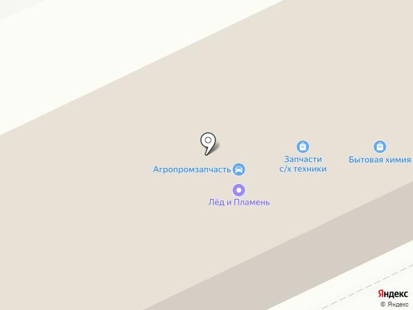 Стройдвор на карте Йошкар-Олы