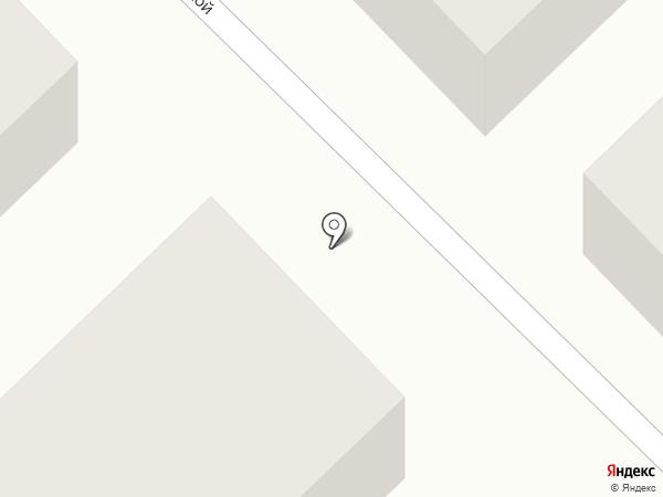 Мастерская по ремонту мягкой мебели на карте Йошкар-Олы