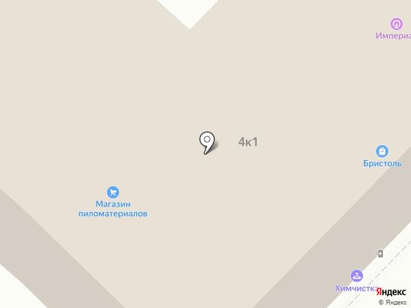Всё для стройки на карте Йошкар-Олы