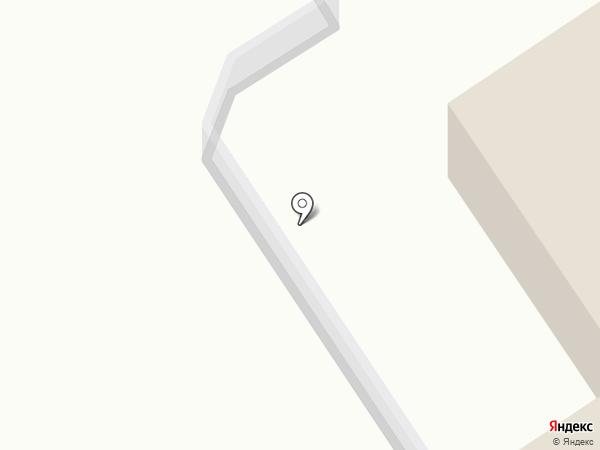 Пурга на карте Йошкар-Олы
