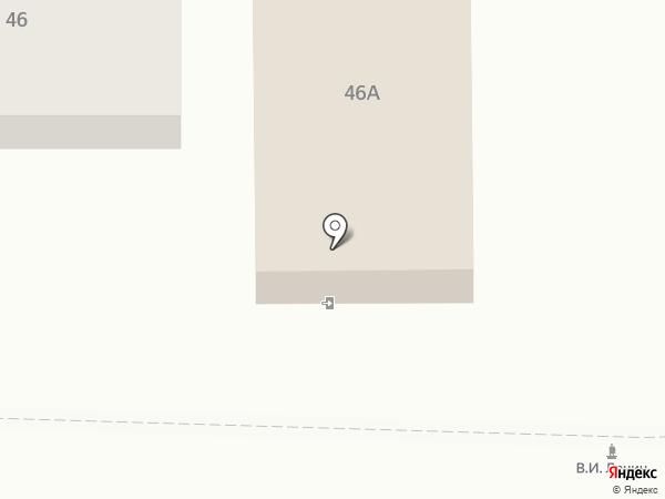 Участковый пункт полиции на карте Старокучергановки