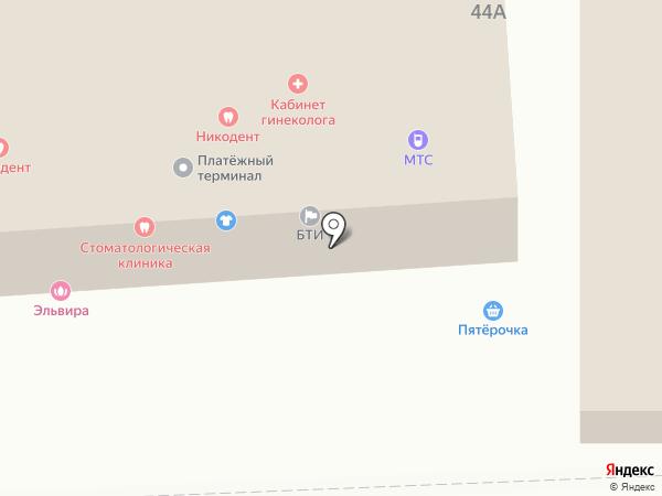 DiZa на карте Старокучергановки
