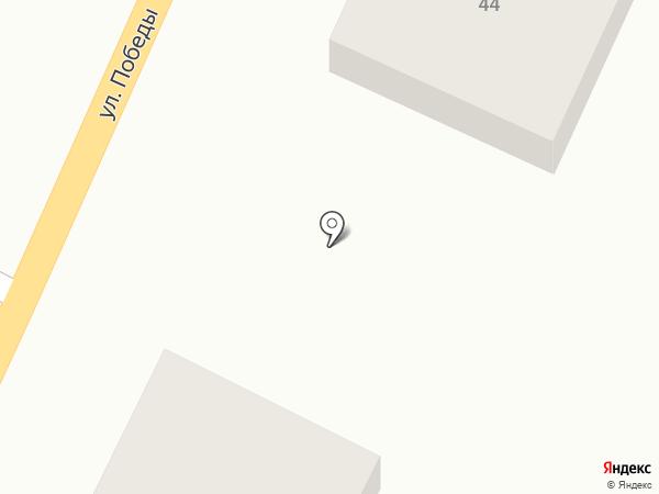 Витраж Дизайн на карте Старокучергановки