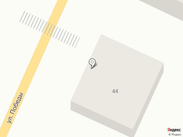 Райтер на карте Старокучергановки