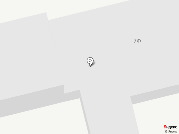 Волгоградский кислородный завод на карте Трусово