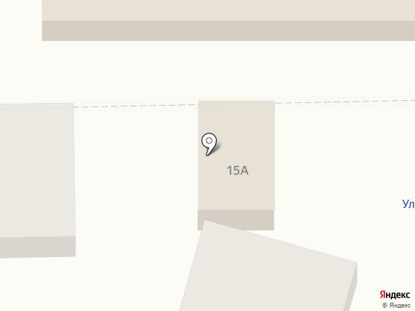 Шиномонтажная мастерская на карте Старокучергановки