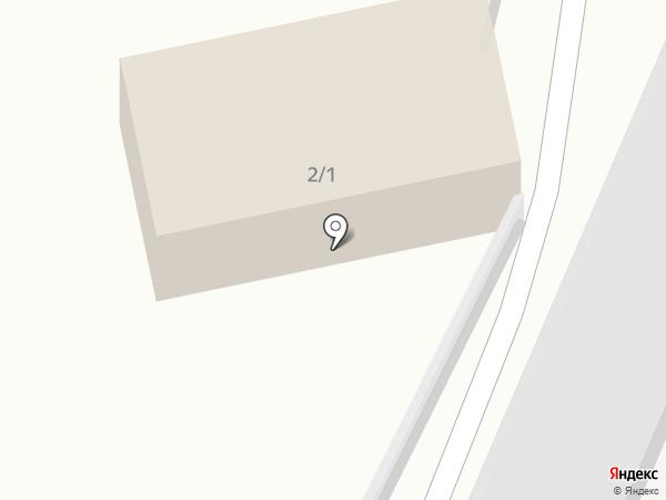 Гранд-Паркет на карте Астрахани