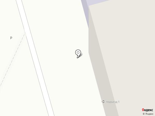 Славный на карте Йошкар-Олы