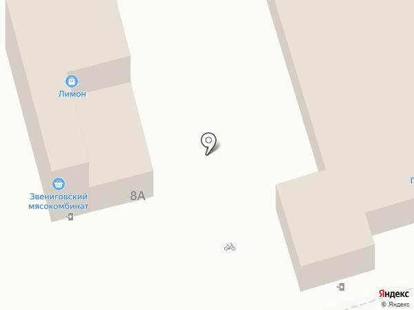 Платежный терминал на карте Знаменского