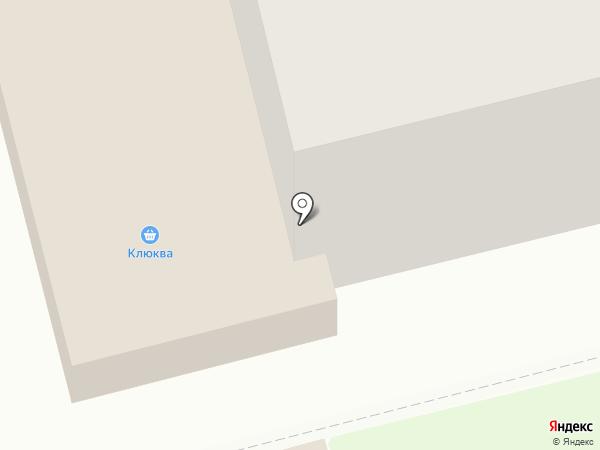 Парикмахерская на карте Знаменского