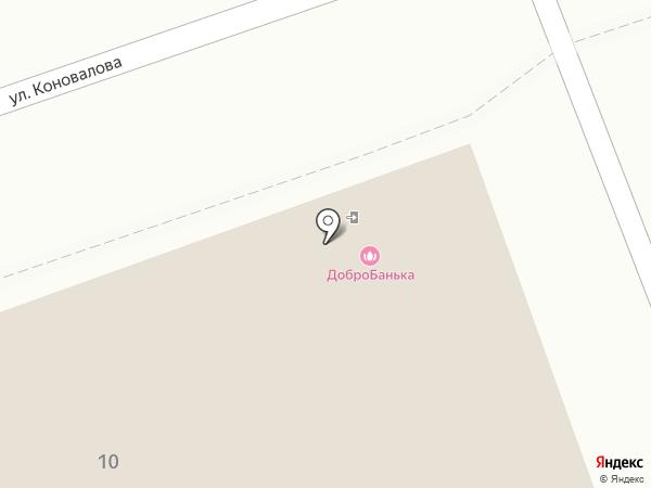 ДоброБанька на карте Астрахани