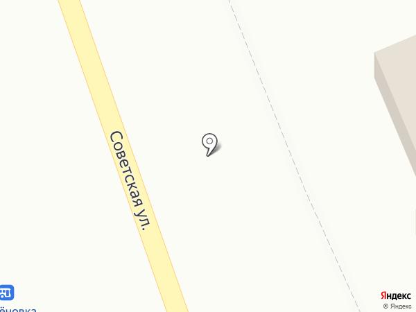 Мой дом на карте Йошкар-Олы