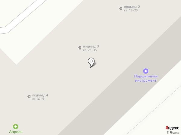 Сеть магазинов подшипников и инструментов на карте Астрахани