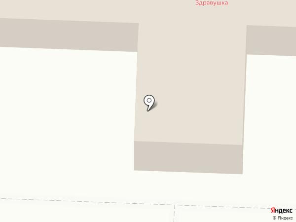 Управление пенсионного фонда России в Трусовском районе г. Астрахани на карте Астрахани
