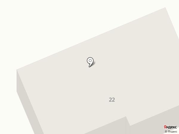 Леведыш на карте Йошкар-Олы