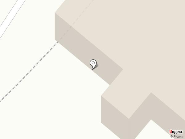 Магазин бытовой химии на карте Солянки