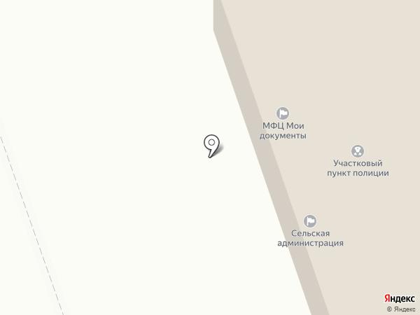 Администрация Знаменского сельского поселения на карте Знаменского