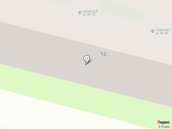 Служба проката свадебного транспорта на карте Астрахани