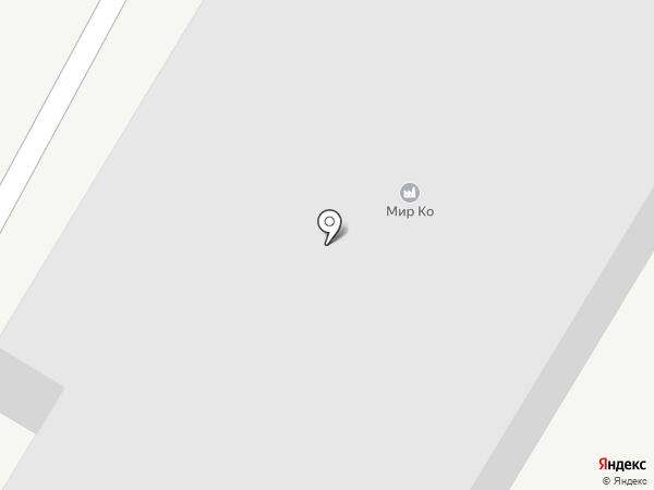 МИРко на карте Солянки