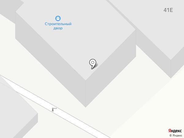 Глобус Пласт на карте Солянки