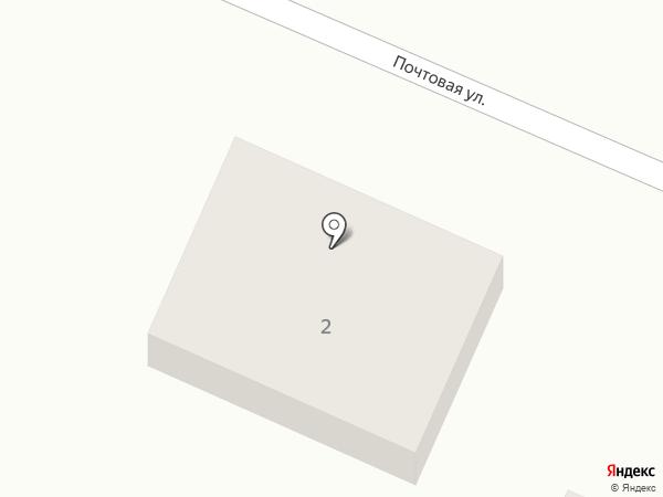 Почтовое отделение на карте Карагали