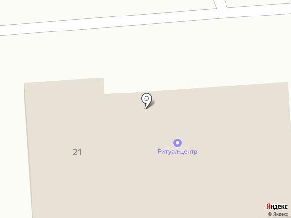 Сеть салонов ритуальных услуг на карте Солянки