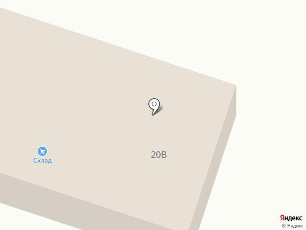 АстраТрейд на карте Карагали
