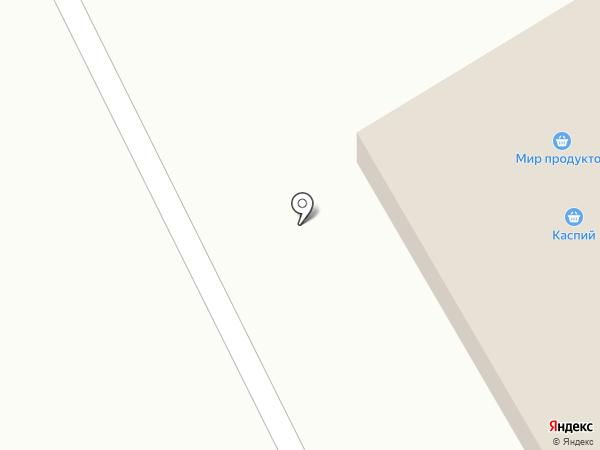 ASTRA-LEGO на карте Пригородного