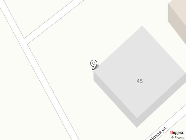 Торговая фирма на карте Карагали