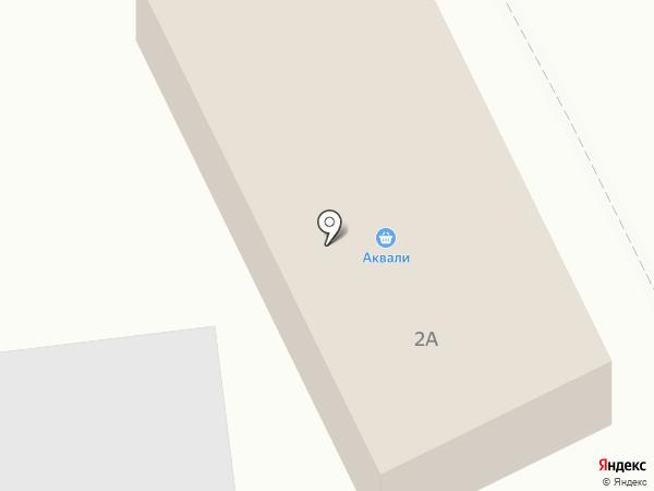 АстраШина на карте Астрахани