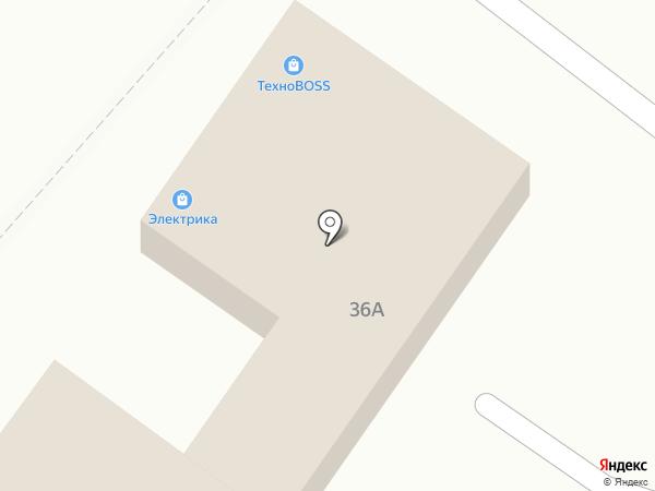 ВИМУТ на карте Астрахани