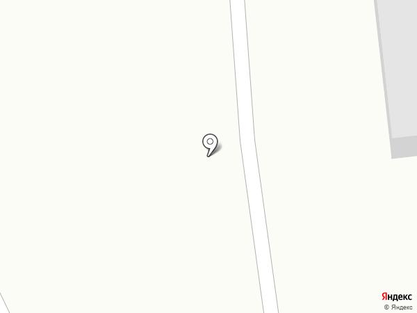 Автостоянка для грузовых автомобилей на карте Солянки