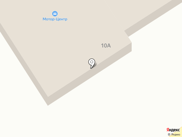 Мотор-центр на карте Солянки