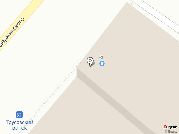 Магазин мебели на карте Астрахани