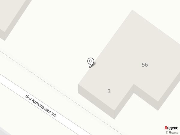 Юридическая фирма на карте Астрахани