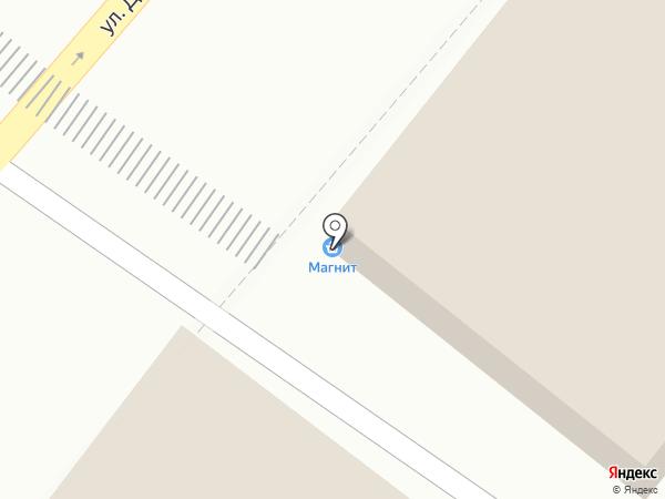 Банкомат, ВКАБАНК на карте Астрахани